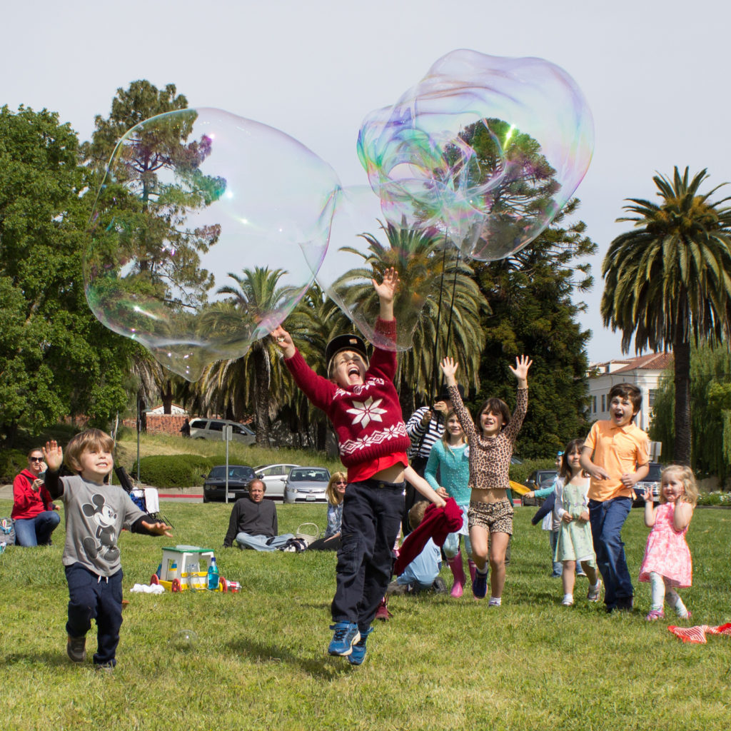 Bubble exuberance.
